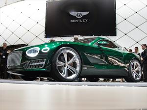 Bentley EXP 10 Speed 6 Concept debuta