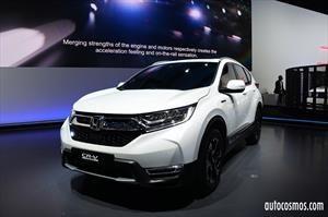 Honda CR-V Hybrid, en busca de la eficiencia de gasolina