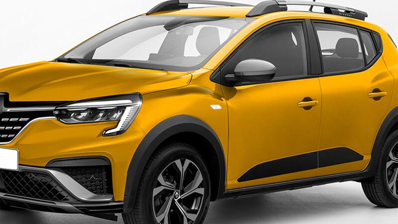 El Renault Sandero ocupa el segundo lugar de ventas en Italia