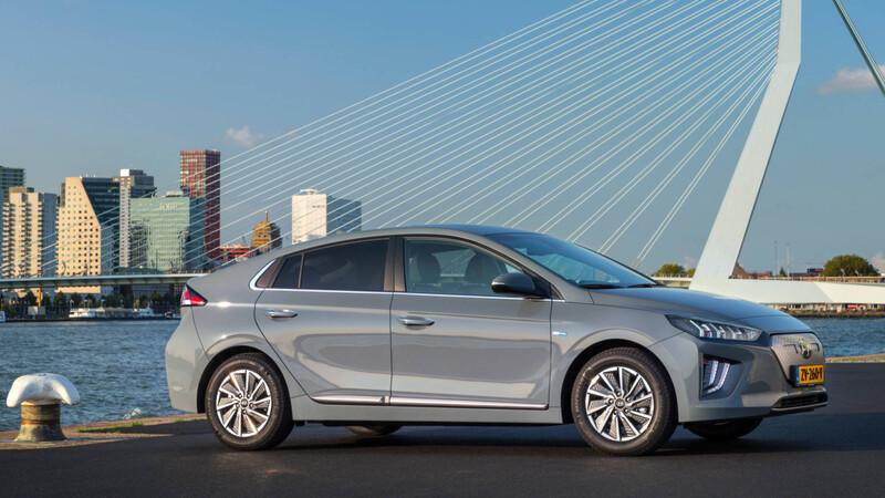 Hyundai Ioniq 2021: la apuesta eléctrica se renueva en Chile