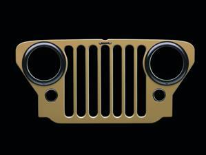 ¿Por qué la parrilla de Jeep tiene 7 ranuras?