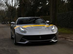 Ferrari F12berlinetta Tour de France 64, homenaje al 250 GTO