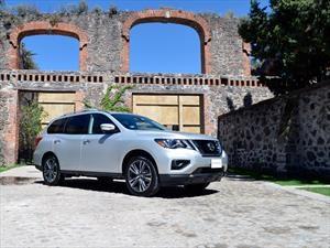 Nissan Pathfinder 2017 llega a México desde $562,300 pesos