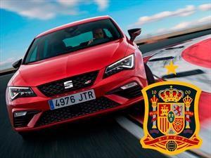 SEAT es el patrocinador oficial de la selección española de fútbol