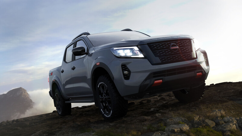 Nissan Frontier 2021 la pickup se renueva