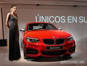 BMW Serie 2 Coupé se presenta en Argentina