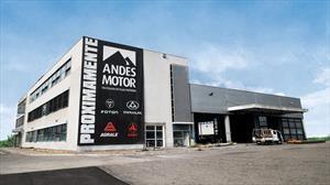 Andes Motor invierte US$ 6 millones en nueva casa matriz ubicada en Pudahuel