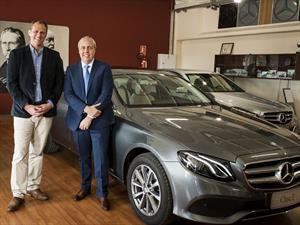 El nuevo Mercedes-Benz Clase E se lanza en Uruguay