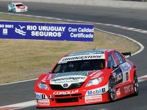 STC2000: tres Toyota entre los cinco primeros en Rosario