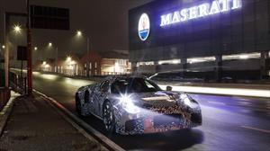 Maserati MC20 2021 se alista