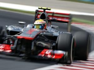 F1 GP de Hungría: McLaren y Lewis Hamilton ganadores