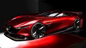 Mazda muestra el RX-Vision GT3 Concept