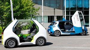 Renault ZOE Cab, el nuevo taxi eléctrico y autónomo, estará listo para 2022