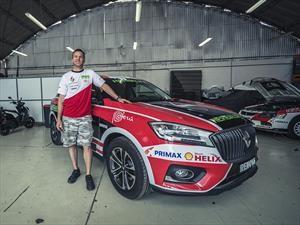 Borgward aprieta las ultimas tuercas de sus autos ad-portas de comenzar el Dakar 2018