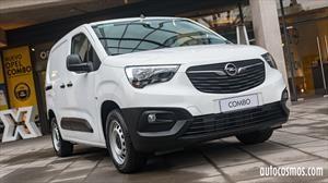 Opel Combo 2019 regresa a Chile en su quinta generación