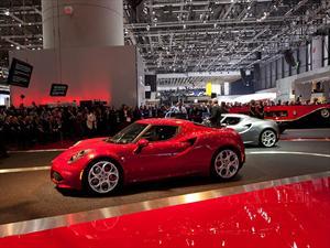 Alfa Romeo 4C: Mejor deportivo 2013