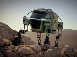 Hyundai Elevate Concept, el cuadrúpedo robotizado para emergencias ve la luz en el CES 2019