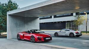 Por el que el público lo pidió: el Audi R8 V10 2020 tiene versión con tracción trasera
