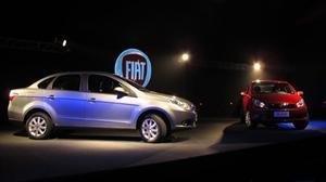 FIAT Grand Siena, presentación desde Chile. Parte 1