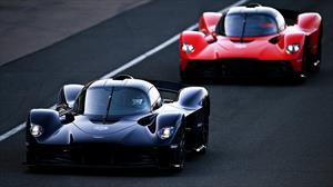 Aston Martin suspende su programa en el WEC y con ello el Valkyrie de despide de los circuitos