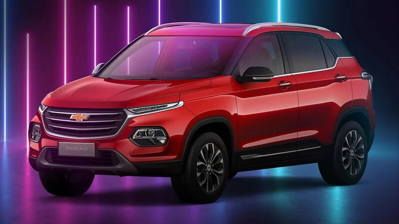 Chevrolet Groove 2021 ya inicia su preventa en Chile