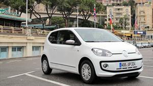 Volkswagen up! 2012, primer contacto en Mónaco