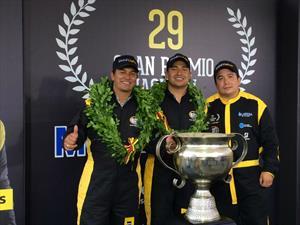 José Daniel Puerto, campeón del 29 Gran Premio Nacional Mobil Delvac