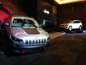 Jeep Cherokee 2019 llega a México desde $729,900 pesos