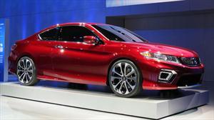 Honda Accord Coupé Concept se presenta en el Salón de Detroit 2012