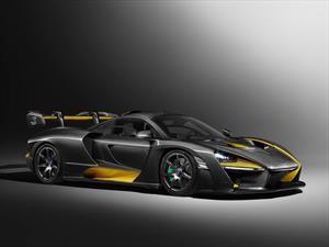 McLaren Senna Carbon Theme, el culto a la fibra de carbono