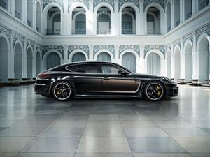Porsche Panamera Exclusive Series 2015 se presenta