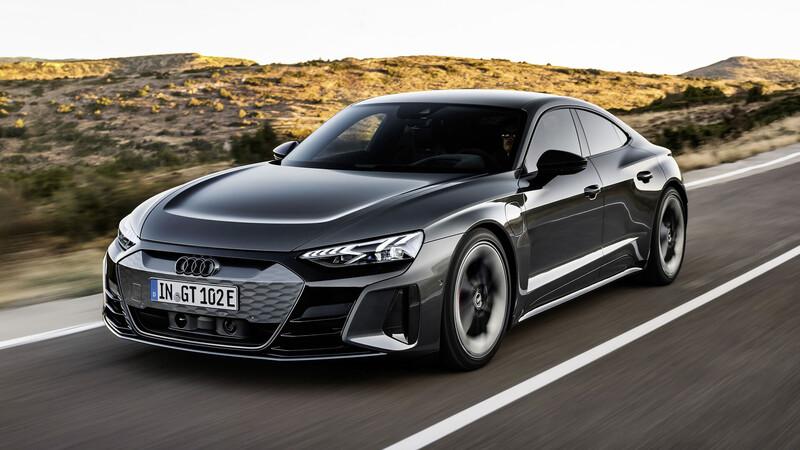 Audi RS e-tron GT llega a Argentina