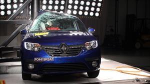 Renault Sandero, Logan y Stepway con resultados encontrados en LatinNCAP