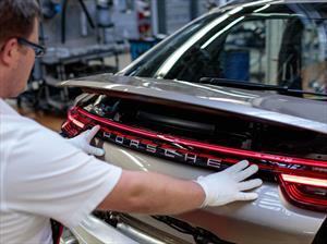 Porsche obtiene ventas récord en el primer semestre de 2016