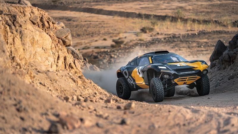 Extreme E, nueva categoría de competencia de autos eléctricos