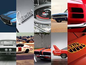 Top 10: Los Muscle Cars más emblemáticos