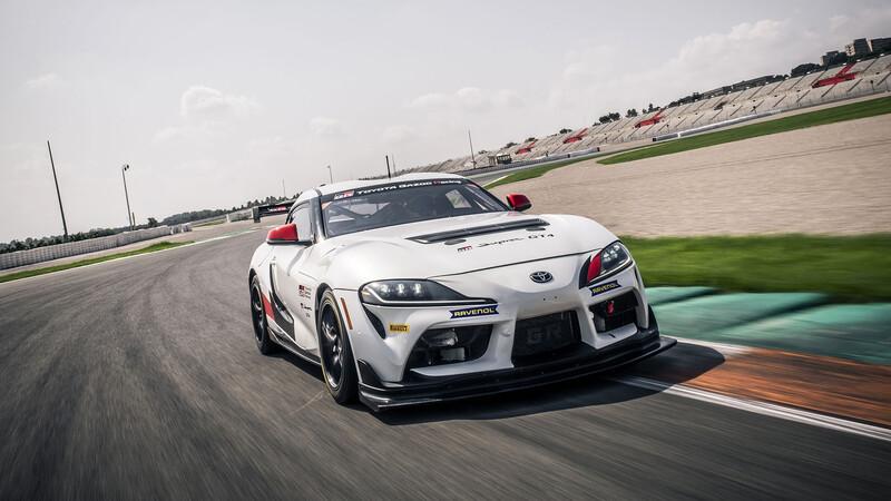 Toyota Gazoo Racing Latinoamérica desembarca en IMSA 2021 con un GR Supra GT4