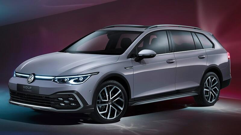 Volkswagen Golf Alltrack 2021: una vez más, está a nada de ser un SUV
