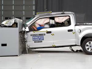 Ford F-150 2016 obtiene el Top Safety Pick+ del IIHS