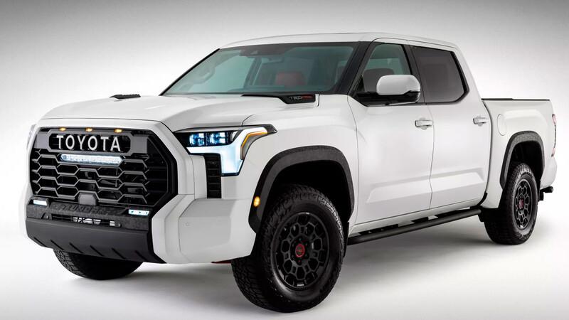 Toyota Tundra 2022, nueva generación