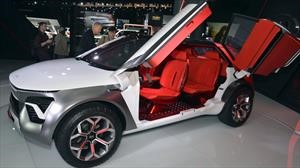 Kia HabaNiro Concept es eléctrico, autónomo e inteligente