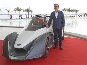 El Nissan BladeGlider llega a los Juegos de Rio 2016