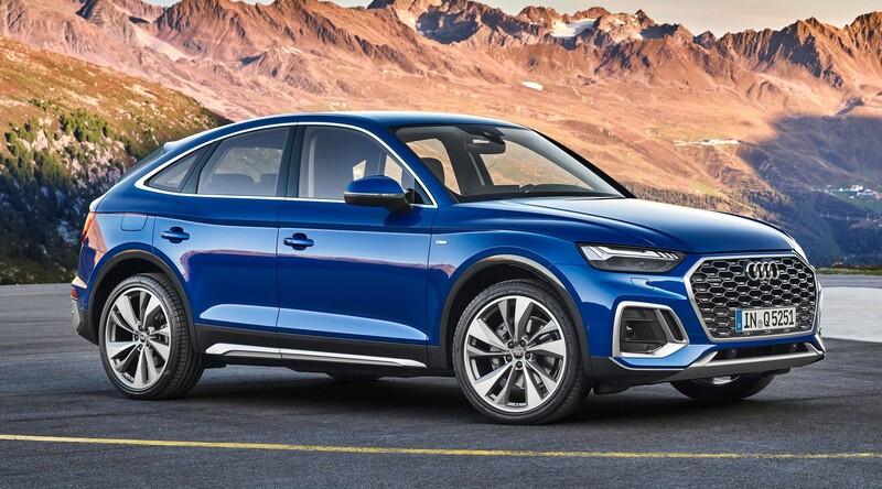 Audi Q5 Sportback 2022: otro más de los SUVs con estilo coupé