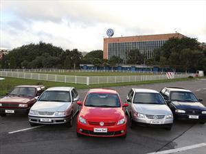 Volkswagen Gol alcanza las 7 millones de unidades producidas