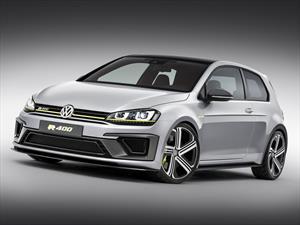 Volkswagen Golf R 400 Concept, ¡con 395 caballos de poder!