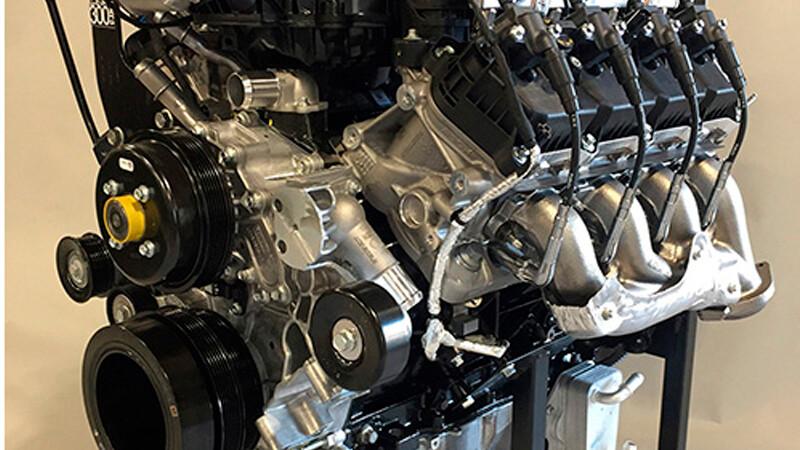 Ford pone a la venta motor de la Serie F Super Duty, el V8 7.3 L Godzilla