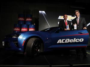 ACDelco, lubricante oficial de Chevrolet en Colombia