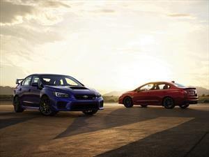 Subaru WRX y WRX STi 2018 se actualizan