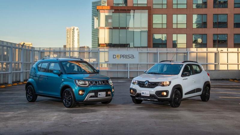 Frente a Frente: Suzuki Ignis vs Renault Kwid