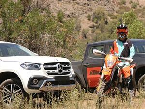 Mercedes-Benz y KTM, de la mano con beneficios para sus clientes